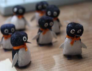 『エコ ペンギン ミンジーを作る会』エコ ペンギン ミンジー を作ろう~_d0178448_5391420.jpg