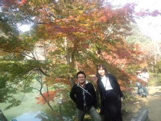11月22日…いい夫婦の日!家内とバスツアーに参加しています(^O^)九年庵〜御船山〜呼子…紅葉とグルメ_d0082356_18112650.jpg