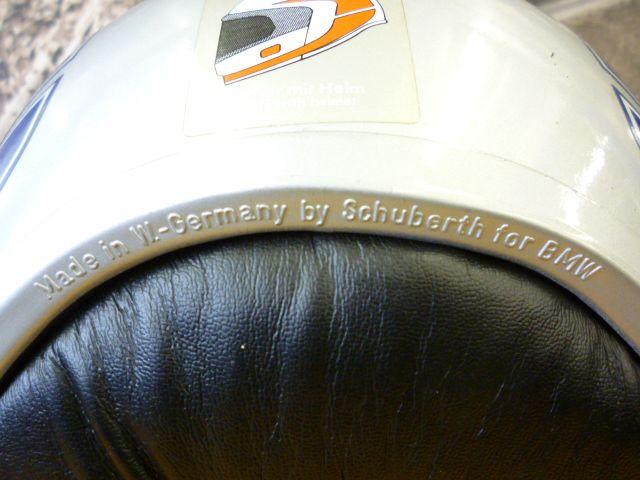 BMW純正ヘルメットの歴史2_e0254365_2116209.jpg