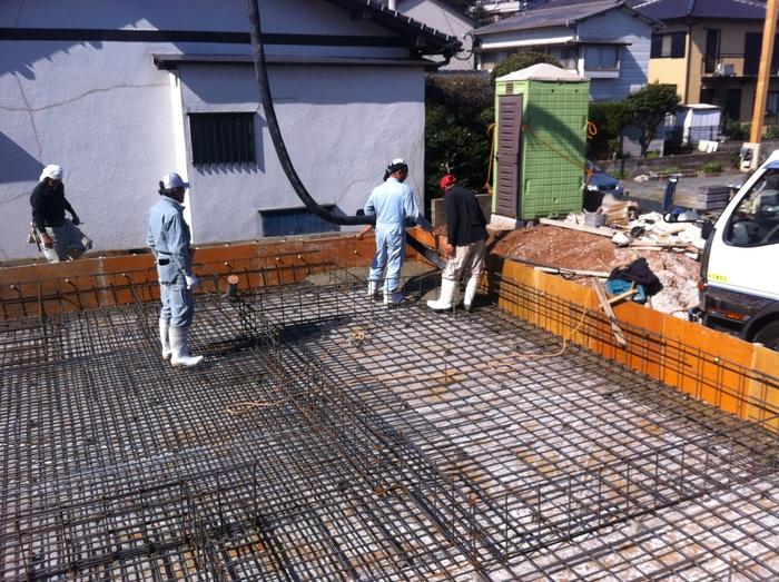 M様邸新築工事進捗_d0229567_18572025.jpg
