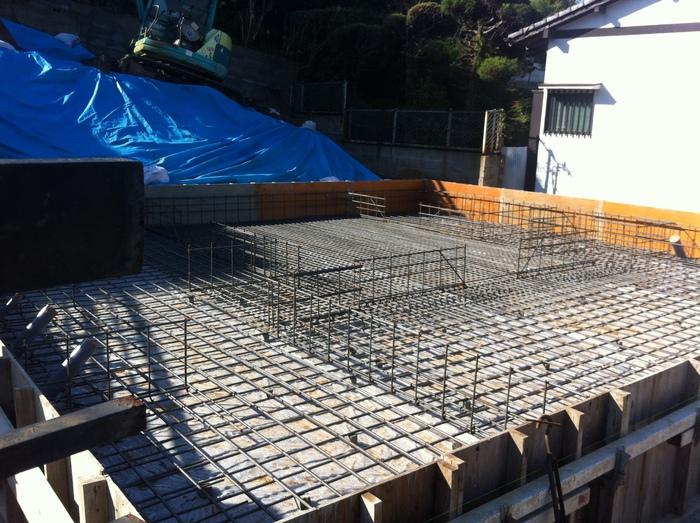 M様邸新築工事進捗_d0229567_1857445.jpg