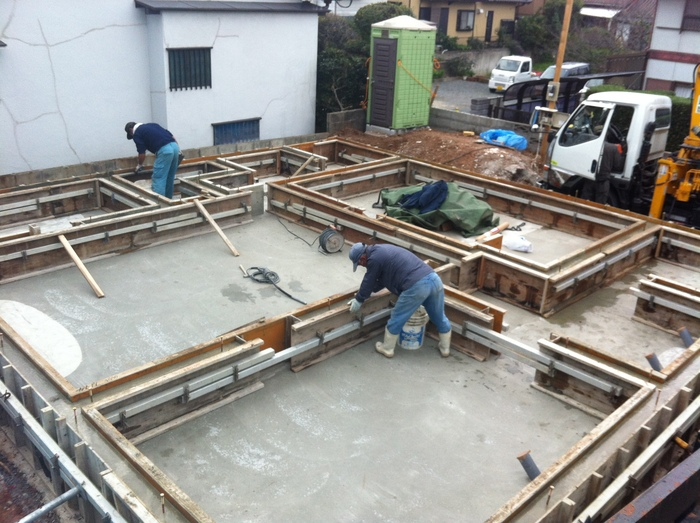 M様邸新築工事進捗_d0229567_1859726.jpg