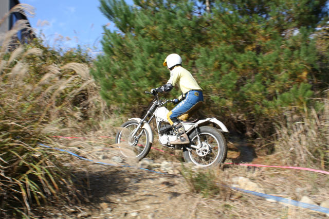 2011 11 20 On Any Sanda - One Day Trials 「なめたらアカン」_f0200399_2022274.jpg