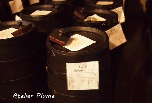 イタリアの旅  モデナのバルサミコ酢生産者を訪ねる_e0154202_18474210.jpg