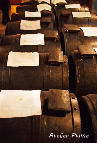 イタリアの旅  モデナのバルサミコ酢生産者を訪ねる_e0154202_18504714.jpg