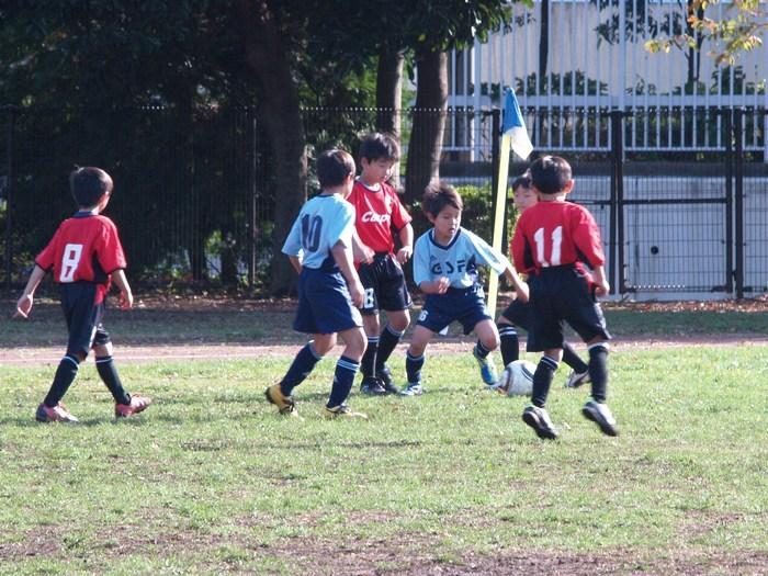 第43回横浜国際チビッ子サッカー大会 決勝トーナメント SL-Aチーム_a0109316_22111453.jpg