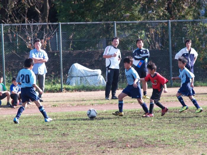 第43回横浜国際チビッ子サッカー大会 決勝トーナメント SL-Aチーム_a0109316_22114147.jpg