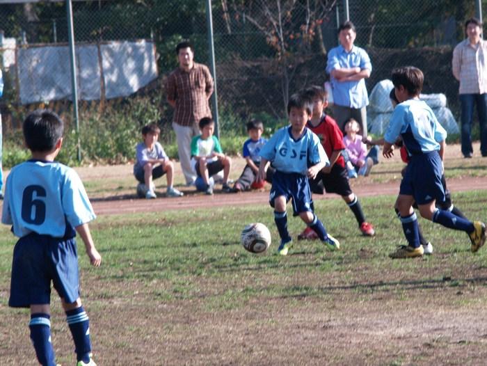 第43回横浜国際チビッ子サッカー大会 決勝トーナメント SL-Aチーム_a0109316_2212251.jpg