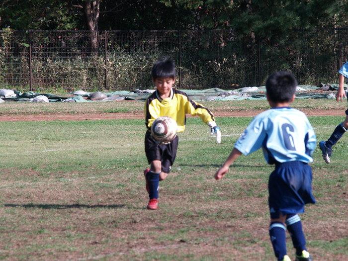 第43回横浜国際チビッ子サッカー大会 決勝トーナメント SL-Aチーム_a0109316_22125569.jpg