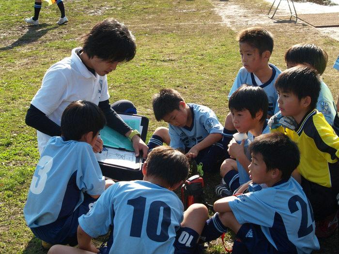 第43回横浜国際チビッ子サッカー大会 決勝トーナメント SL-Aチーム_a0109316_22132530.jpg