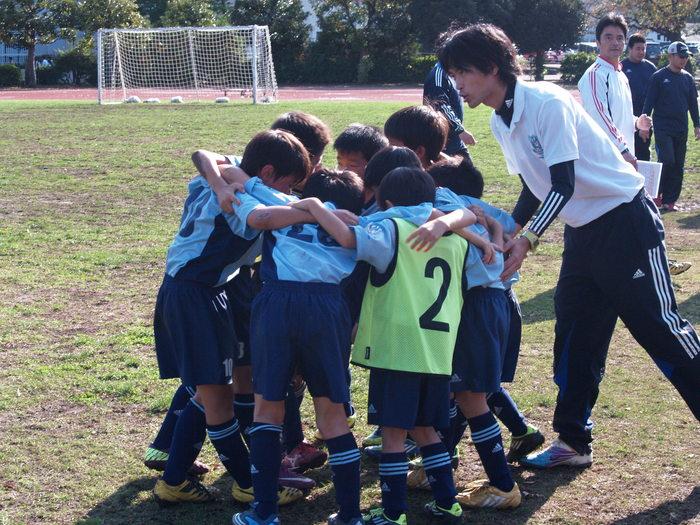 第43回横浜国際チビッ子サッカー大会 決勝トーナメント SL-Aチーム_a0109316_2214289.jpg