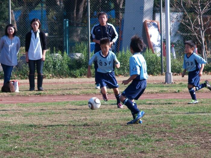 第43回横浜国際チビッ子サッカー大会 決勝トーナメント SL-Aチーム_a0109316_2214321.jpg
