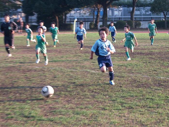 第43回横浜国際チビッ子サッカー大会 決勝トーナメント SL-Aチーム_a0109316_22161236.jpg