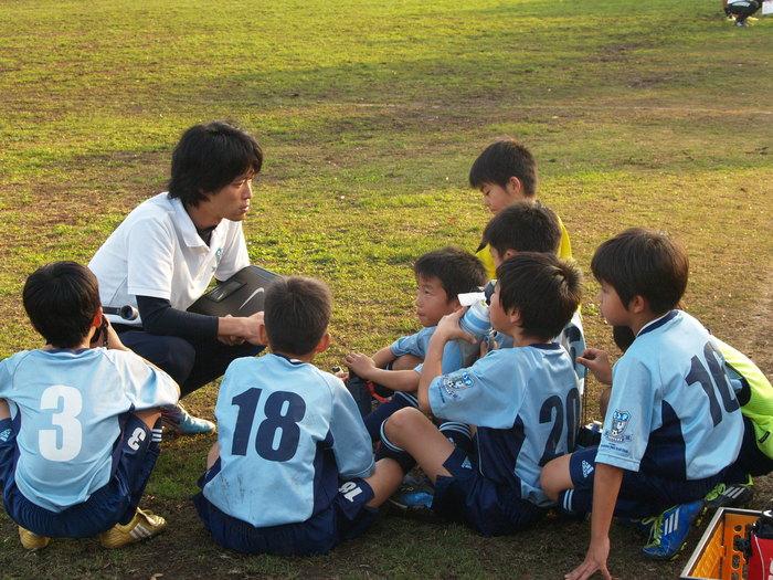第43回横浜国際チビッ子サッカー大会 決勝トーナメント SL-Aチーム_a0109316_2217305.jpg
