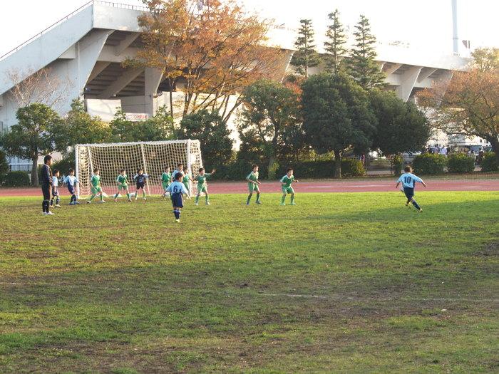 第43回横浜国際チビッ子サッカー大会 決勝トーナメント SL-Aチーム_a0109316_2217585.jpg
