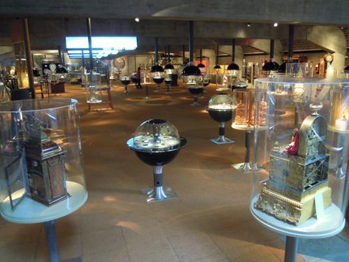 スイス国際時計博物館 : あんぱんまんのお気楽日記