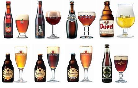 ベルギービールの夜_f0093733_1252438.jpg