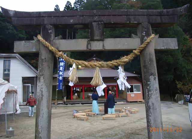 一夜の祭「栂尾神楽」に生きる_a0237545_2328445.jpg