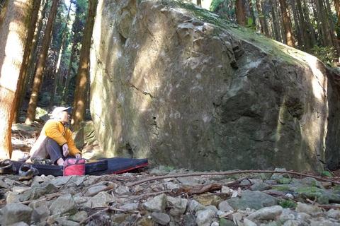 九州一人旅 ボルダリングとハイキング_d0007657_18552156.jpg