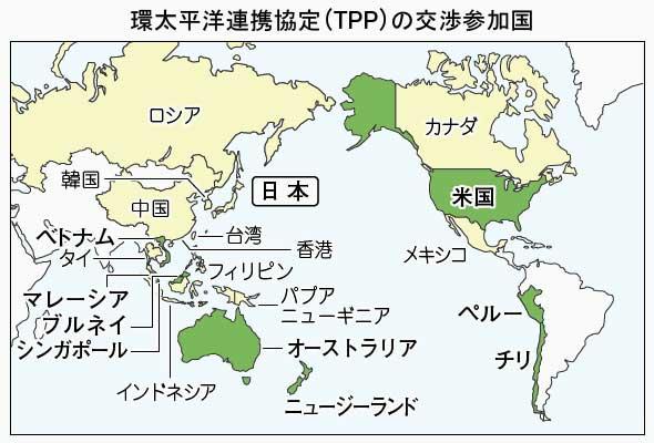 最近なにかと話題の多いTPP(環太平洋戦略的経済連携協定)。野田首相のT... 幸福の科学 黒田