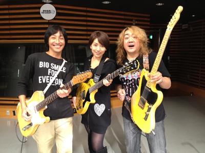 野村義男ギタースタジオ匠_c0227168_6314947.jpg