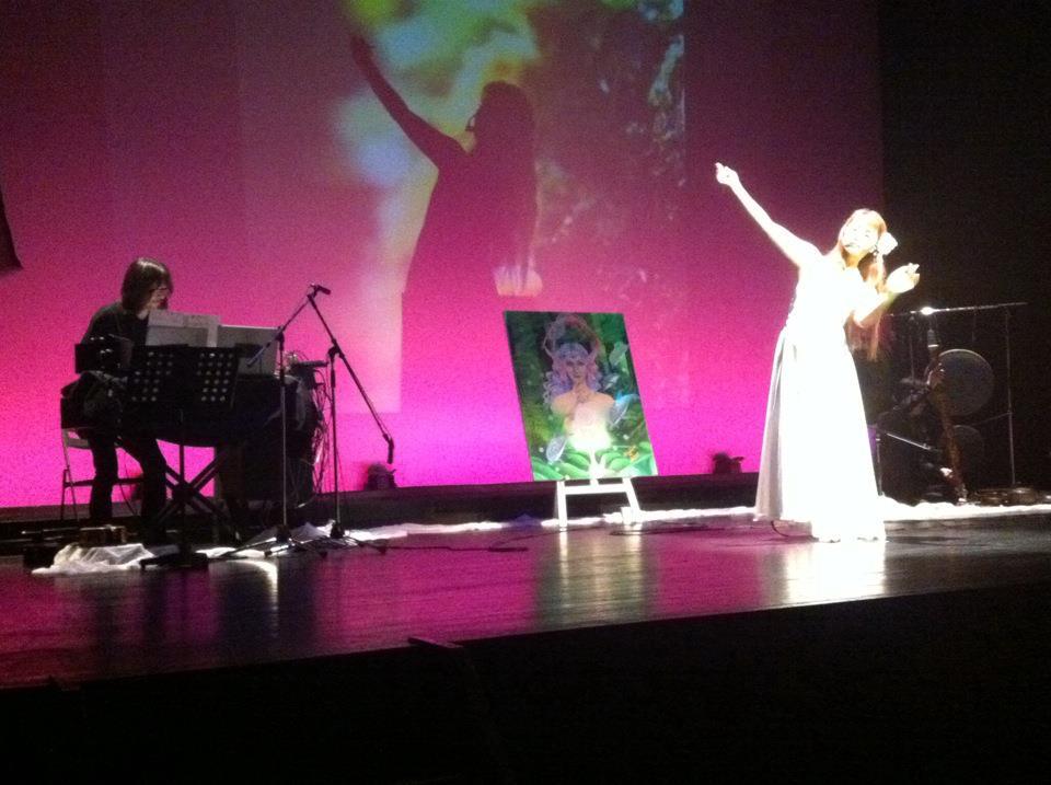 Naomi Angel イベント:AZAMIさんチャリティコンサートにご来場いただきありがとうございました!_f0186787_23471672.jpg