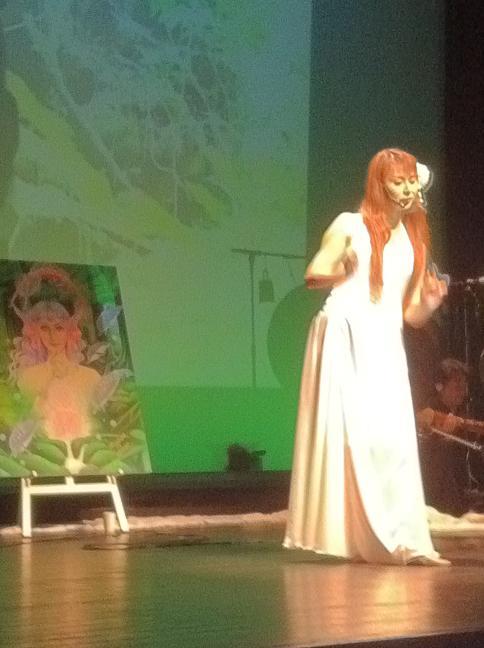 Naomi Angel イベント:AZAMIさんチャリティコンサートにご来場いただきありがとうございました!_f0186787_23591687.jpg