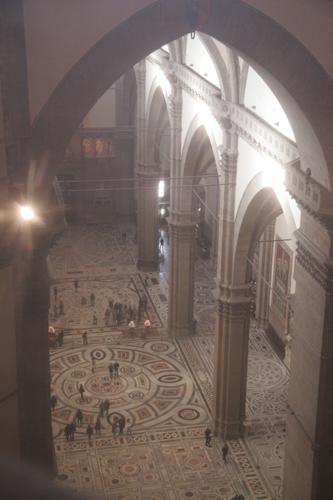 最後の審判~フィレンツェ花の大聖堂_f0106597_2221580.jpg