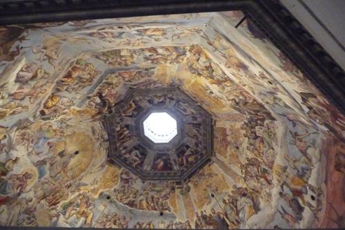 最後の審判~フィレンツェ花の大聖堂_f0106597_223352.jpg