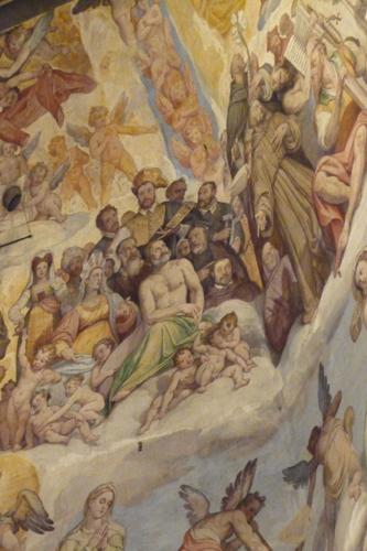 最後の審判~フィレンツェ花の大聖堂_f0106597_2265853.jpg