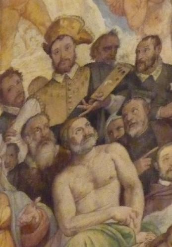 最後の審判~フィレンツェ花の大聖堂_f0106597_3204048.jpg