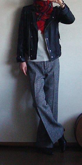 ライダースジャケットを着て_c0134902_13492952.jpg