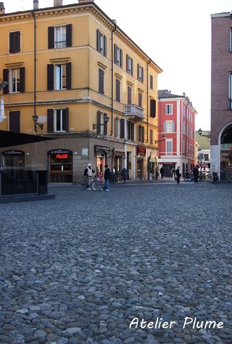 イタリアの旅  モデナでショッピング♪_e0154202_20142675.jpg