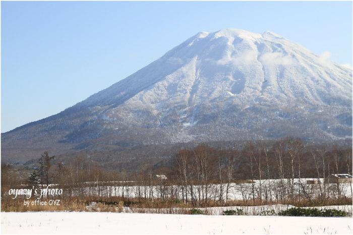 雪・・羊蹄山3_a0071514_16385322.jpg