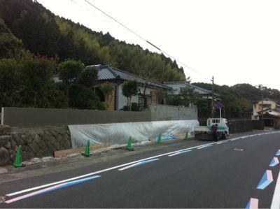 日南市H様邸和風塀ranovation工事_b0236217_19515691.jpg
