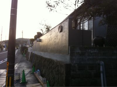 日南市H様邸和風塀ranovation工事_b0236217_19515882.jpg