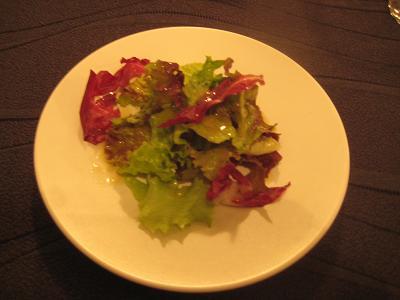 伊和桜 Dinner_b0135325_2113711.jpg