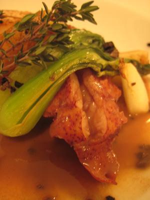 伊和桜 Dinner_b0135325_2114939.jpg