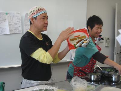 お~くぼ食堂 料理教室_b0135325_21272915.jpg