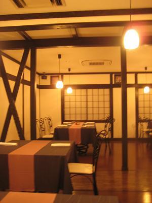 伊和桜 Dinner_b0135325_2151389.jpg