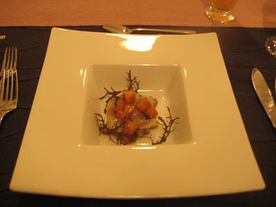 伊和桜 Dinner_b0135325_2173434.jpg
