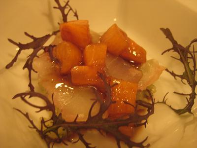 伊和桜 Dinner_b0135325_2181143.jpg
