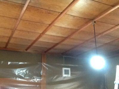 倉庫兼下足室の天井改修_c0124828_553643.jpg