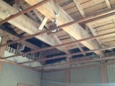 倉庫兼下足室の天井改修_c0124828_553829.jpg