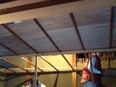 倉庫兼下足室の天井改修_c0124828_553918.jpg