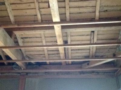 倉庫兼下足室の天井改修_c0124828_553932.jpg