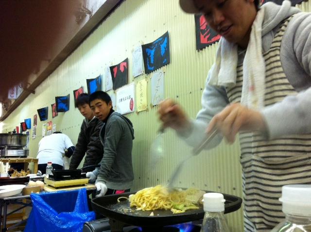 11月23日尼崎横丁のようす_a0196732_1027130.jpg