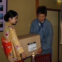 京都要庵歳時記「2011年11月17日 ボジョレー・ヌーヴォ解禁」(1)_d0033734_19203350.jpg