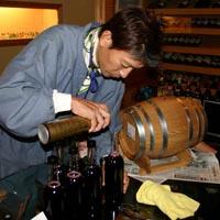 京都要庵歳時記「2011年11月17日 ボジョレー・ヌーヴォ解禁」(3)_d0033734_19272277.jpg