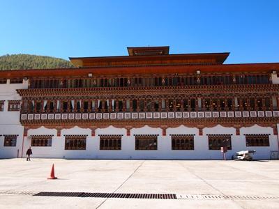 ブータンに着いたよ!!_e0182138_1929868.jpg